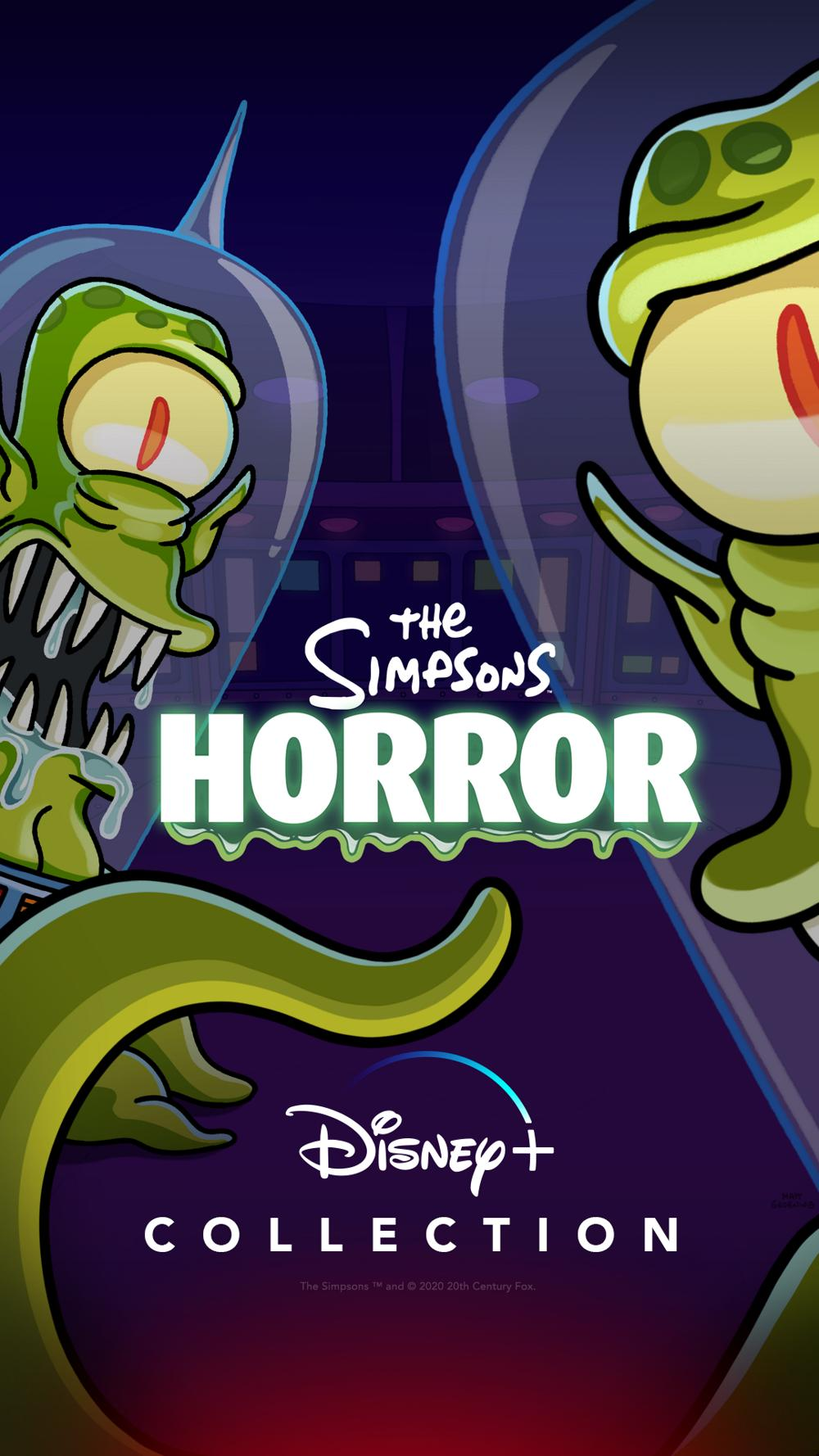 The Simpsons Horror Collection