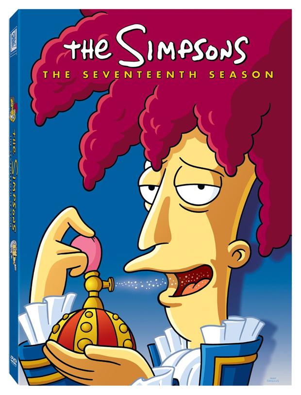 The Simpsons: The Seventeenth Season