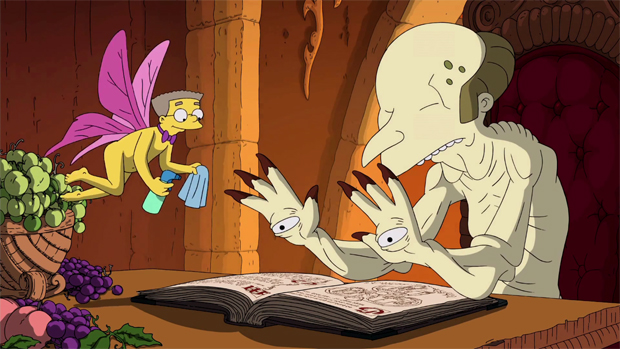 The Simpsons Treehouse of Horror XXIV