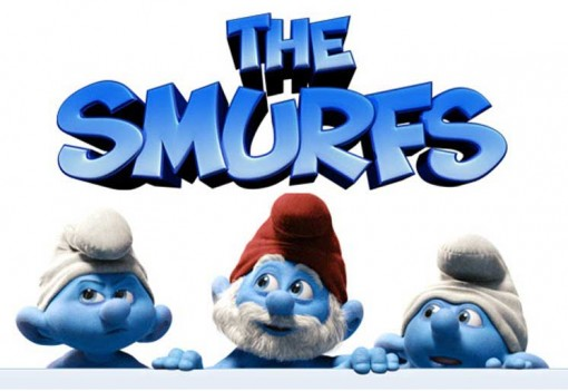 The Smurfs 3 - July 25, 2015