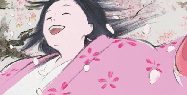The Tale of Princess Kaguya (Kaguya-hime no Monogatari)