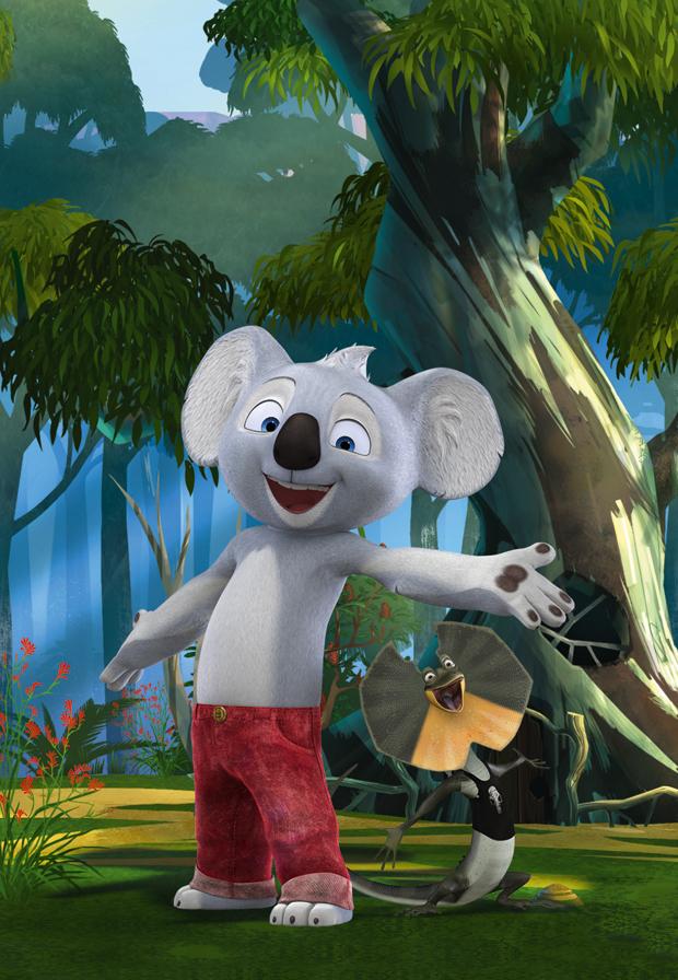 The Wild Adventures of Blinky Bill