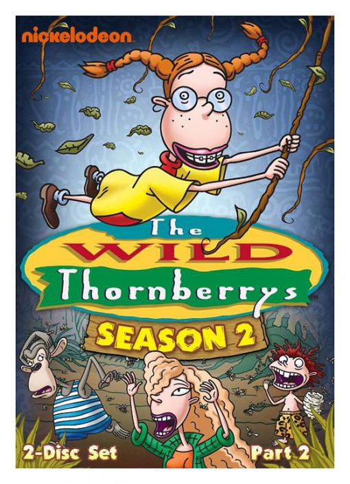 The Wild Thornberrys: Season 2, Part 2 DVD