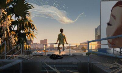 The Witch Boy - Visual development art by Minkyu Lee and Shiyoon Kim (Netflix © 2021)