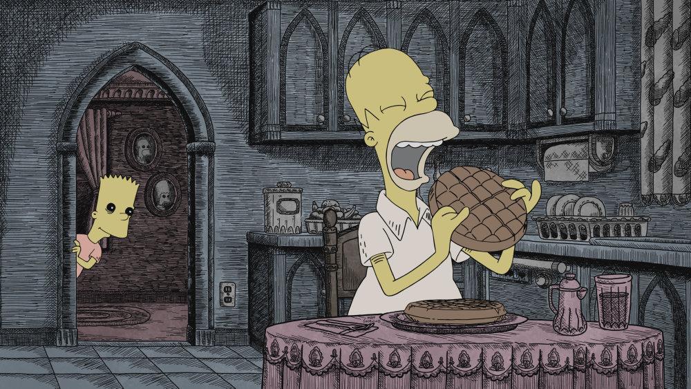 Los Simpson: La casa-árbol del terror XXXII