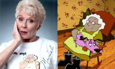 Thea White | Courage the Cowardly Dog