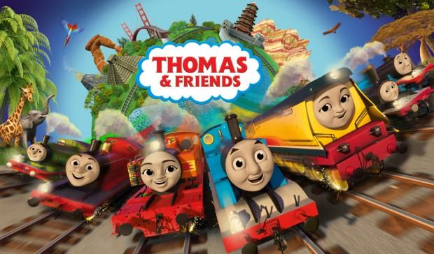 Thomas & Friends: Big World! Big Adventures!
