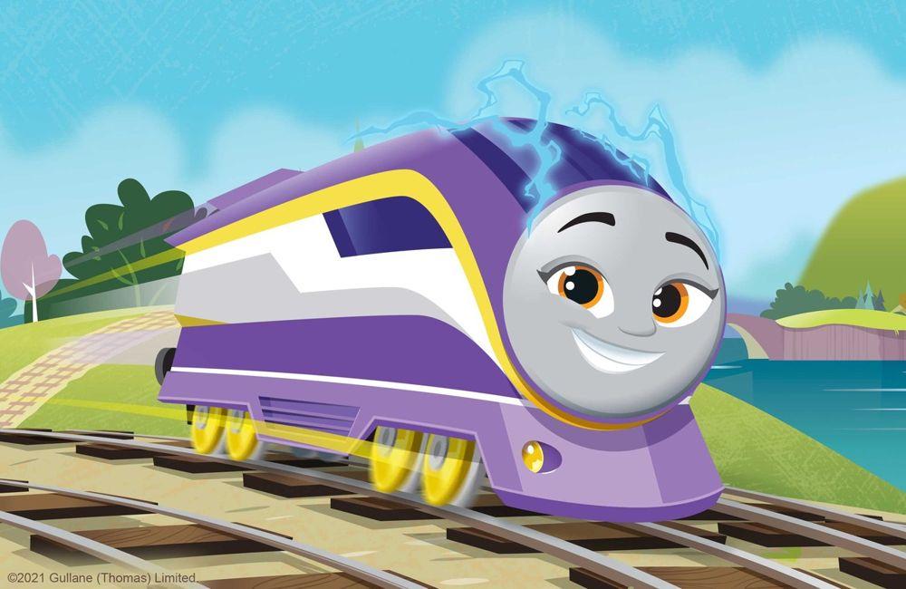 Thomas & Friends: All Engines Go - Kana