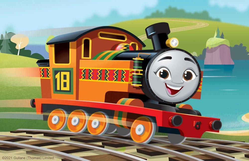 Thomas & Friends: All Engines Go - Nia