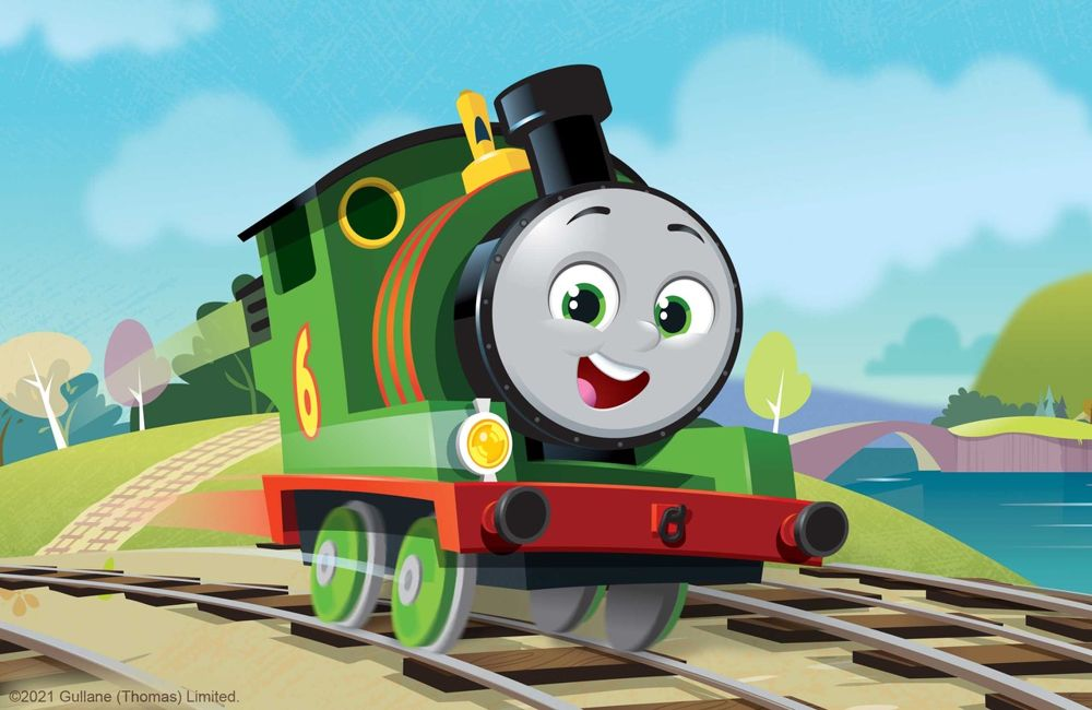 Thomas & Friends: All Engines Go - Percy
