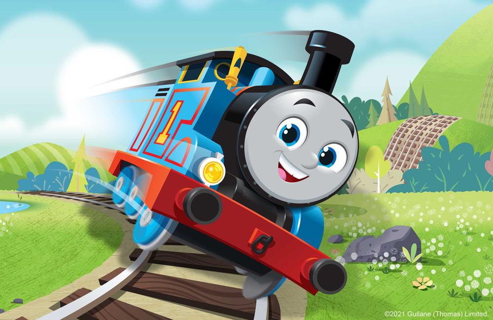 Thomas y sus amigos: todos los motores funcionan