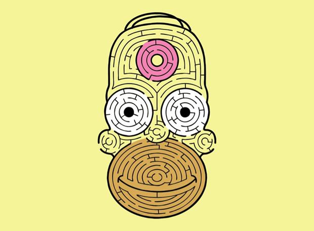 Threadles Simpsons T-Shirt Contest