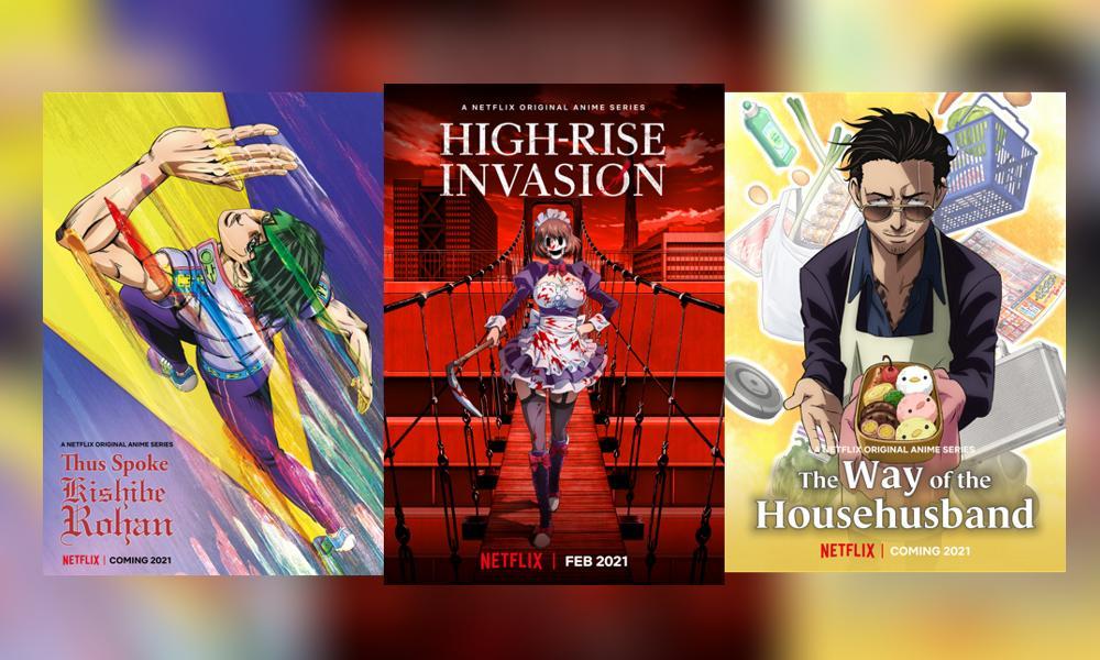 Thus Spoke Kishibe Rohan, High Rise Invasion, The Way of the Househusband