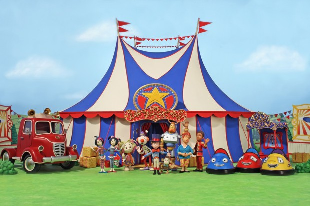 Toby's Traveling Circus