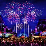 """Together Forever - A Pixar Nighttime Spectacular"""