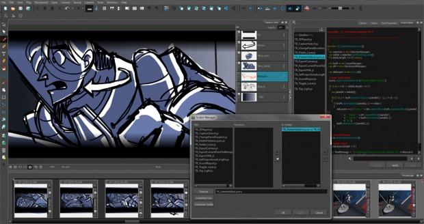 Storyboard Pro 5