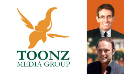 Toonz Media Group / Paul Robinson / Carlos Biern