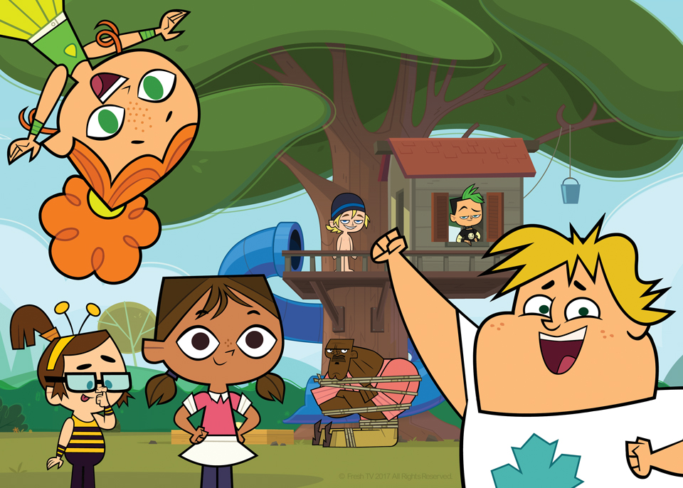 Pint sized prequel total drama daycare announced