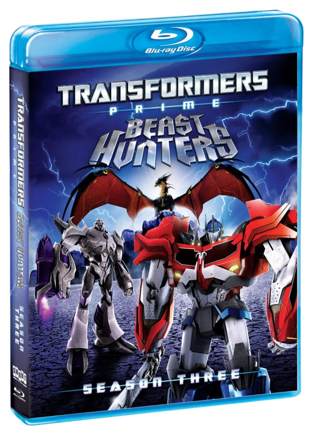 Transformer Prime: Season Three – Beast Hunters