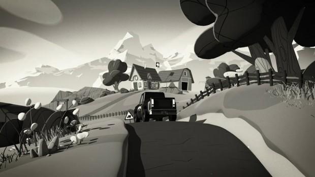 Truckin' by Neil Stubbings