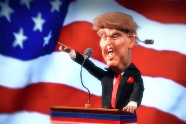 Trump Unhinged