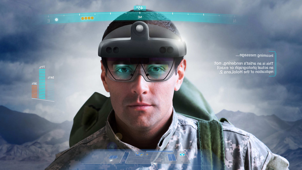 US Army Hololens