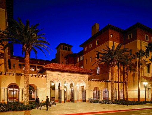 The USC School of Cinematic Arts