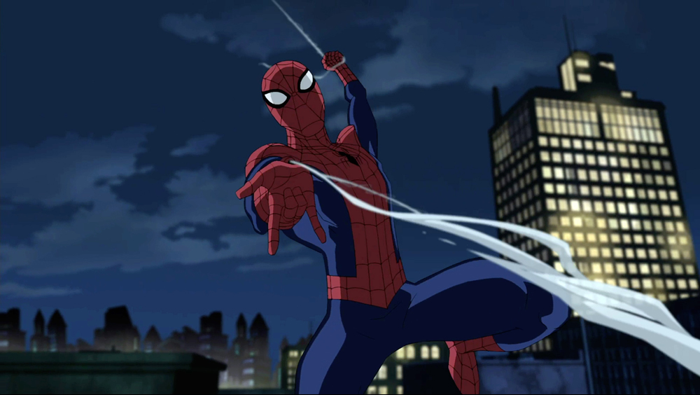 Ultimate Spider-Man' Returns with Primetime Special