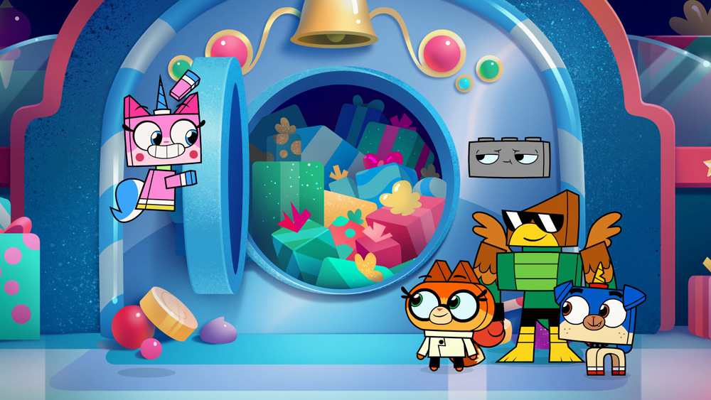 "Unikitty! ""Space Mission: Danger"""