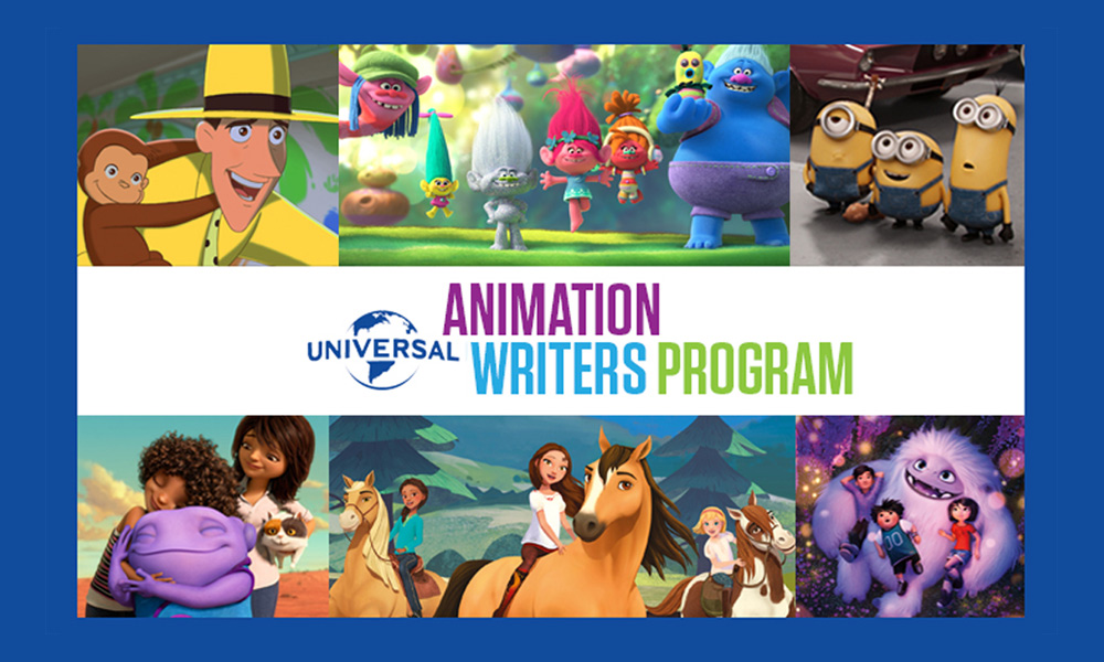 Universal Animation Writers Program