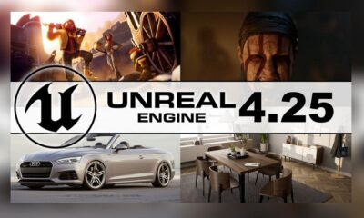 Unreal 4.25