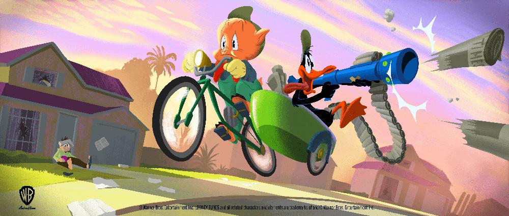 Película de dibujos animados de Looney Tunes sin título