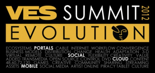 2012 Visual Effects Society Summit