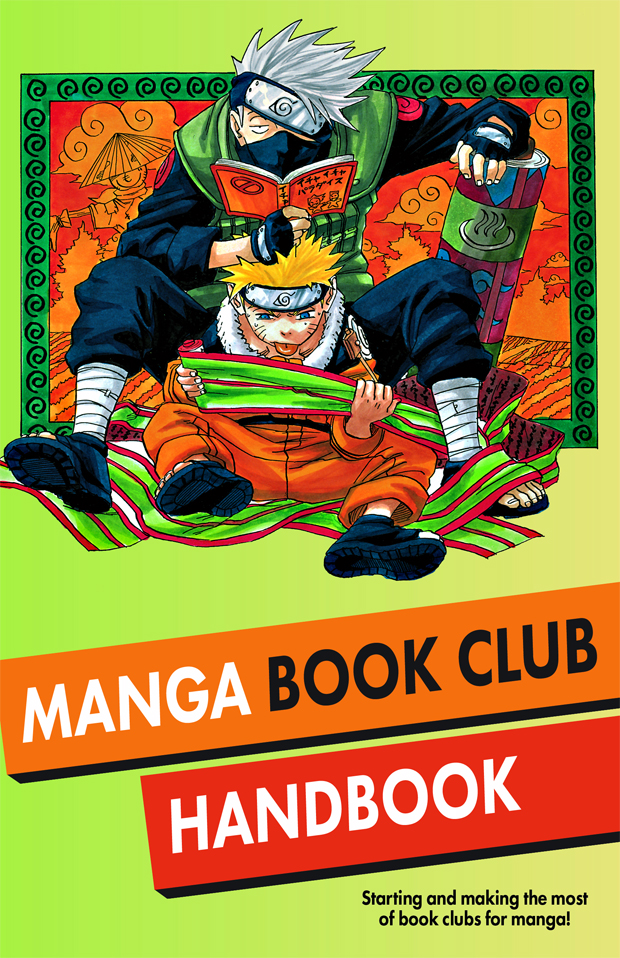 Manga Book Club Handbook