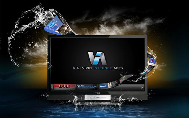 VIZIO Internet Apps Plus