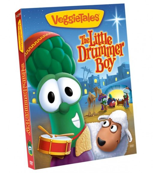 VeggieTales: The Little Drummer Boy DVD