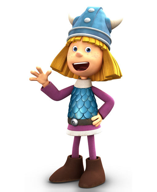 Vicky the Viking 3D