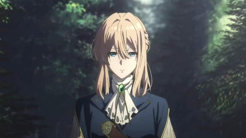 Kyoto Animation's Violet Evergarden I (2019) was the feature directorial debut of series helmer Ms. Haruka Fujita
