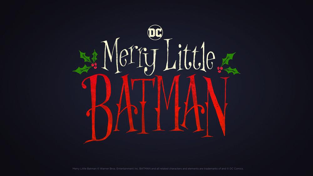 Feliz pequeño batman