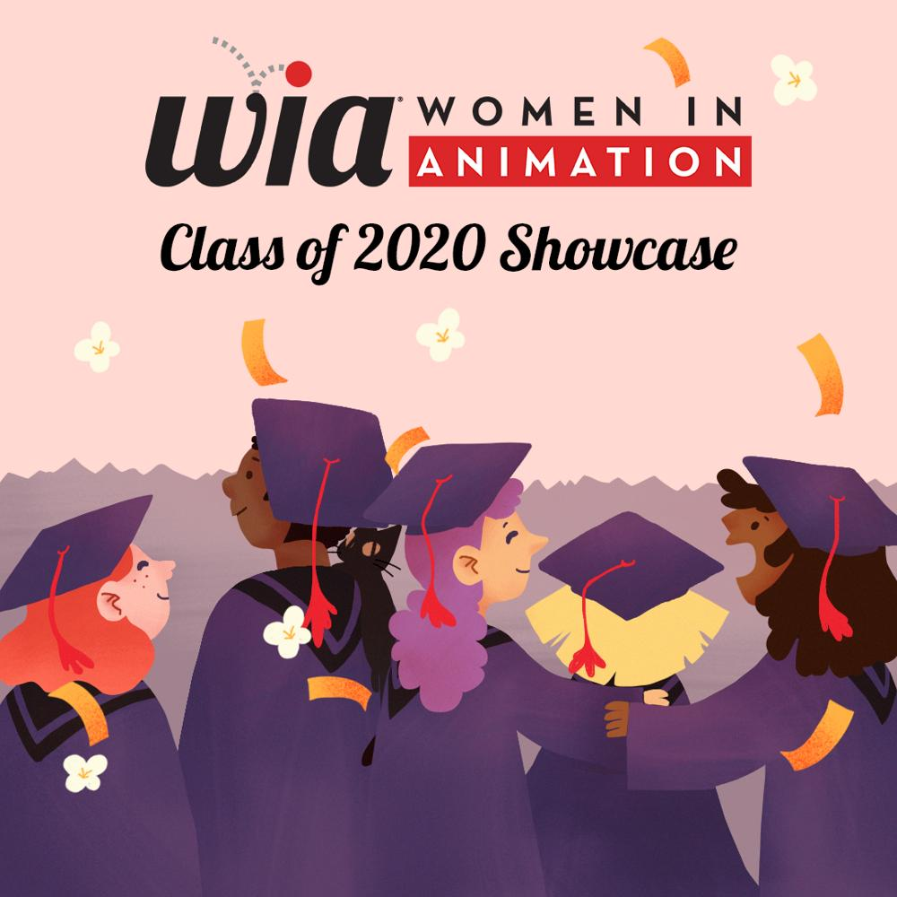 Women in Animation Class of 2020 Showcase