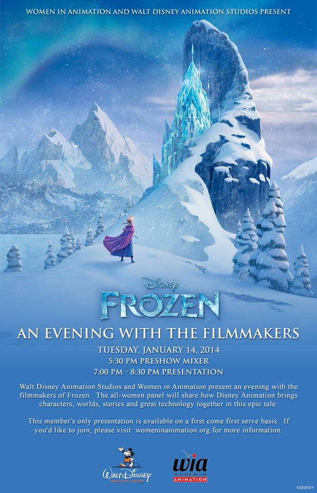 """Frozen: An Evening with the Filmmakers"""