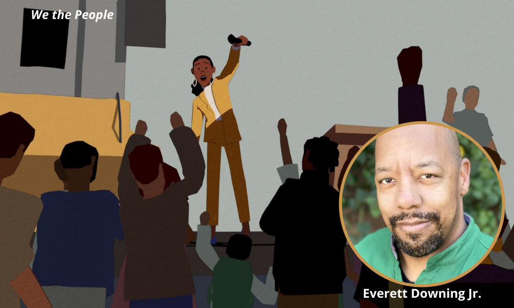 Everett Downing Jr.'s We the People