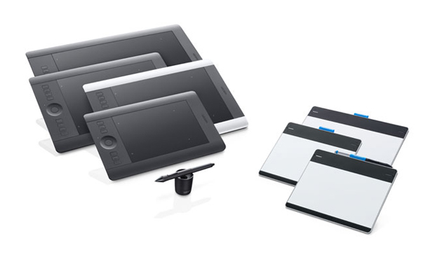 Wacom Announces Offers New Line of Intuos Tablets