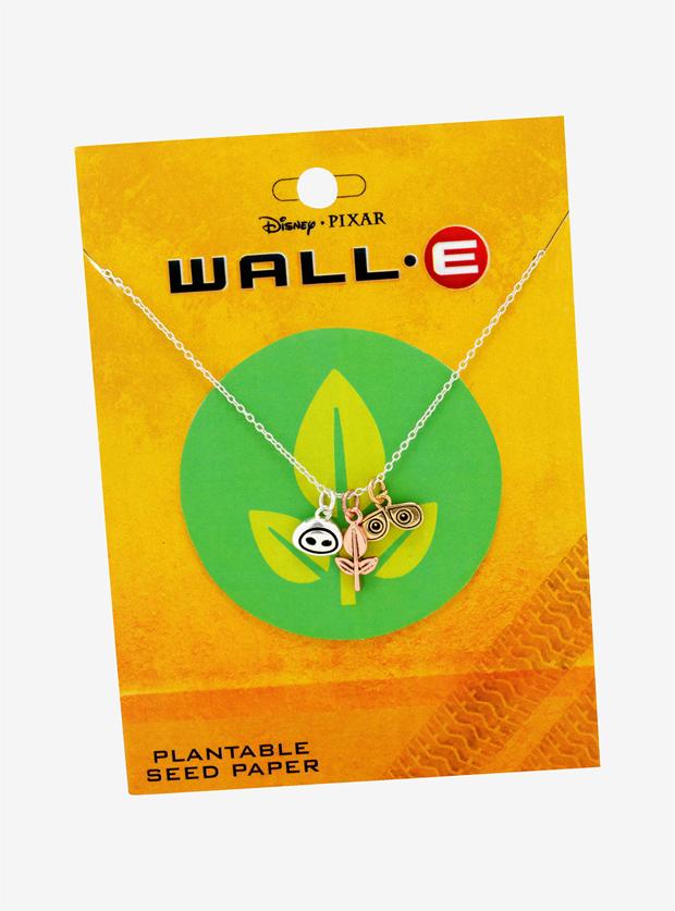 WALL•E Eve Leaf Necklace