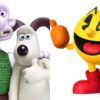 Wallace & Gromit and Pac Man