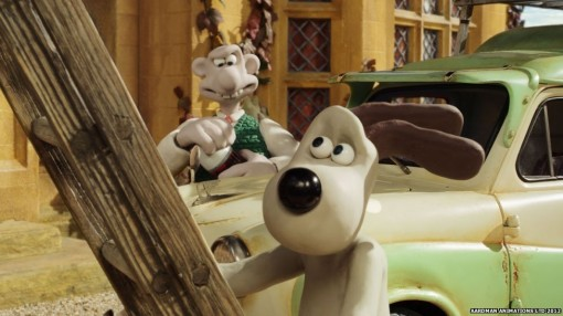 Wallace & Gromit's Jubilee Bunt-a-Thon