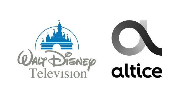 Walt Disney Television / Altice