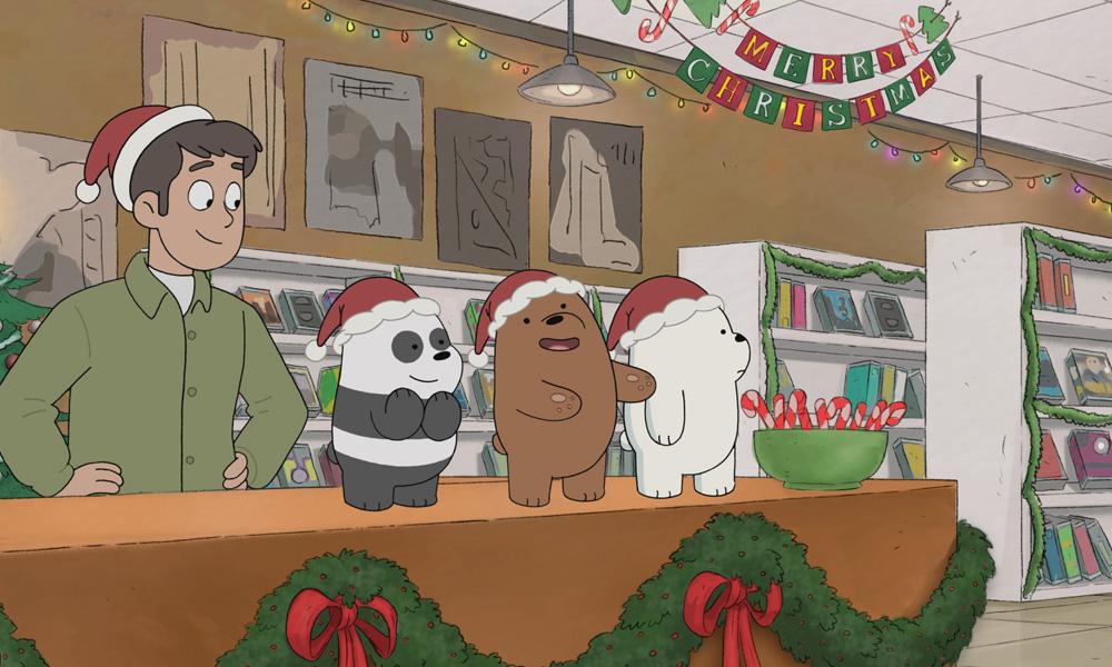 "We Bare Bears ""Christmas Movies"""