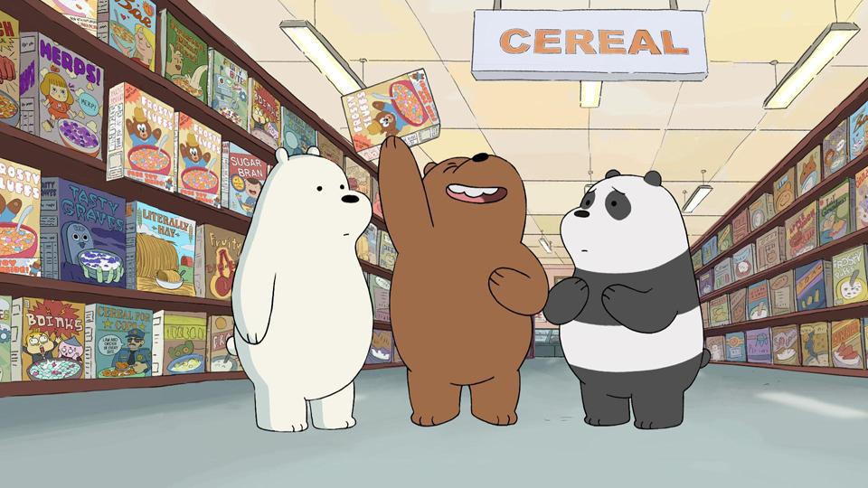 Cartoon Network Stacks Up 3rd Season of 'We Bare Bears'