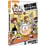 Welcome to The Loud House: Season 1, Volume 1